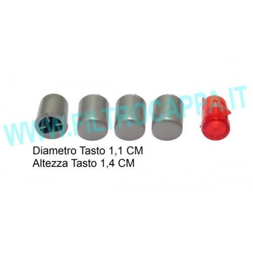 KIT EXTERNAL KEYS DIAMETER 1,1 CM FOR FABER FRANKE COOKER HOODS 133.0056.191