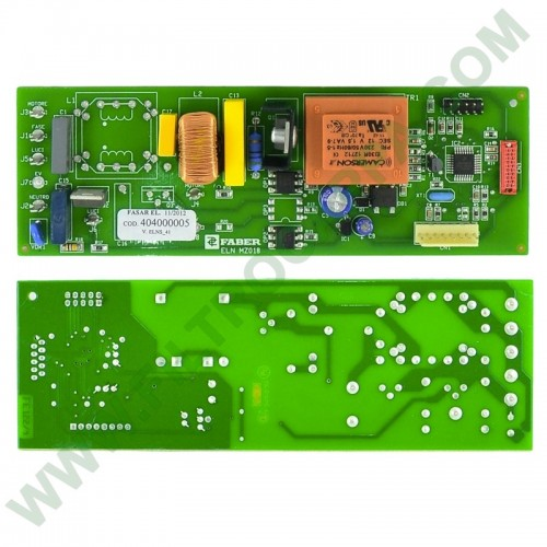 MAIN POWER BOARD FABER COOKER HOOD GENUINE SPARE PART 404000005 ELN MZ018