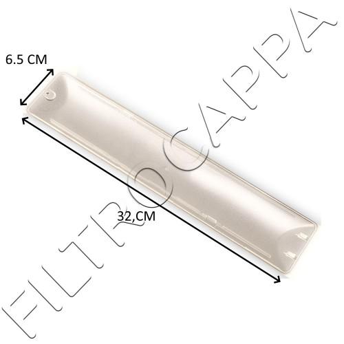 LAMPENABDECKUNG  32 X 6,5 FÜR DUNSTABZUGSHAUBEN ELECTROLUX BEST AIRLUX PAVIA 60
