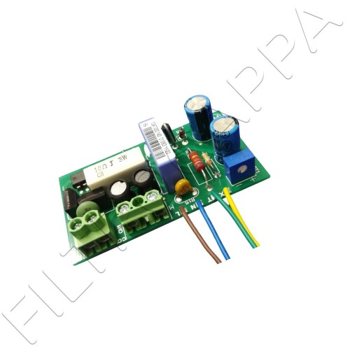TIMER ELECTRONIC BOARD FOR VORTICE FAN VORT PRESS 140 LL IT 1.247.000.143