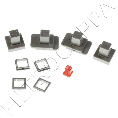 KIT EXTERNAL KEYS FOR FRANKE COOKER HOODS 133.0056.988