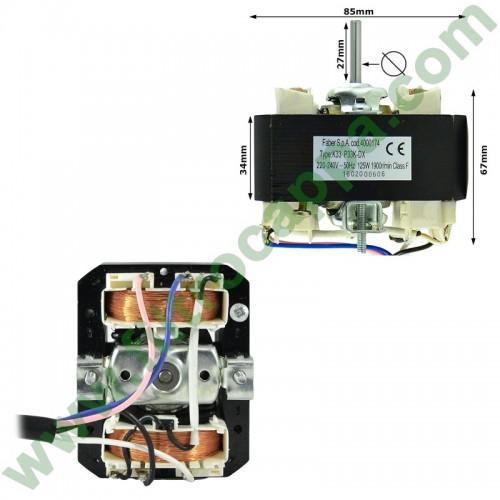 MOTORE CAPPA FABER K33 P33 K-DX 4000174 133.0041.099