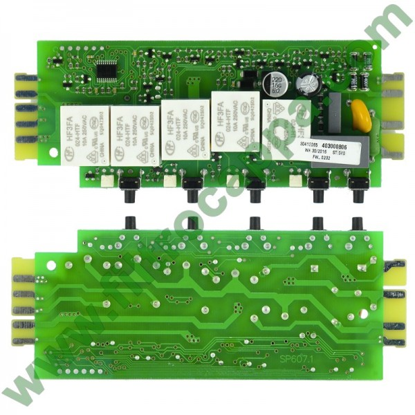 ELECTRONIC KEYBOARD FABER FRANKE  4 SPEED 403000806 GENUINE SPARE PART