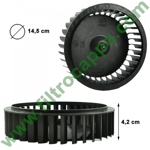 FAN IMPELLER FOR VORTICE MEDIO 1.205.132.003